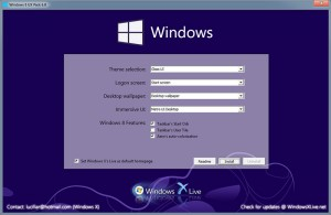 Windows 8 UX Pack 6.0 free